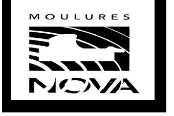 Moulures Nova || Moulures, Planchers, Salle de Bain, Cuisine